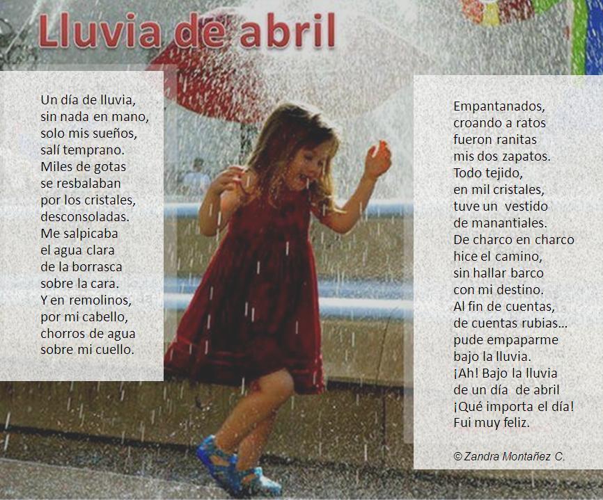 lluvia de abril
